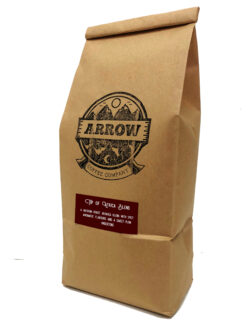 medium roast arabica blend